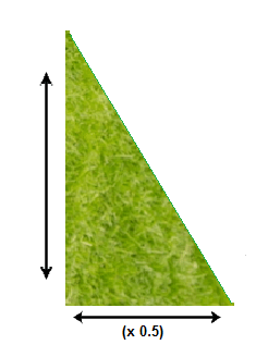 triangle turf grass