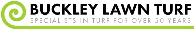 Buckley Lawn Turf Logo